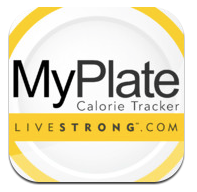 [Review] Livestrong MyPlate App