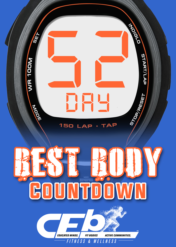 52 Day Countdown to Your BEST Body! (1/6)