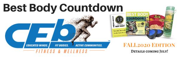 Best Body Countdown FA18 Edition
