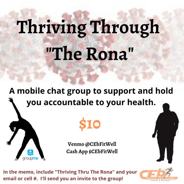 Thriving Through _The Rona_